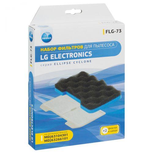 FLG 73 3 500x500 - FLG-73_NEOLUX Набор фильтров для LG (2 фильтра)