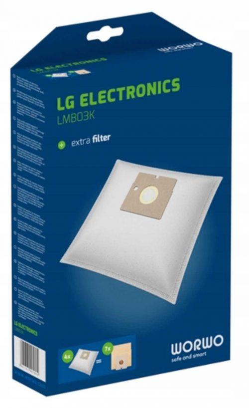 Мешки для пылесоса LG LMB03