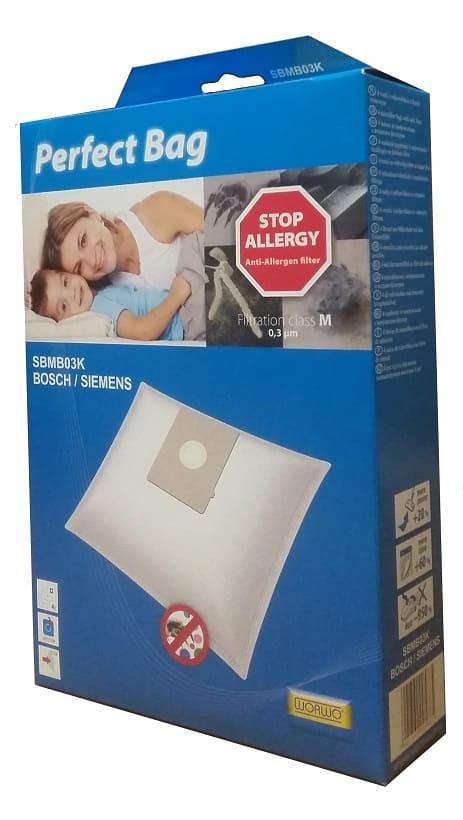 мешки для пылесоса Bosch