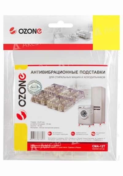 CMA 12T.4 - CMA-12T Ozone Антивибрационные подставки для стиральных машин и холодильников , 4 шт.