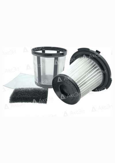 H 67.2 - H-67 Набор фильтров Ozone для пылесоса ELECTROLUX, AEG, ZANUSSI, PROGRESS, TORNADO, VOLTA, 4 шт.
