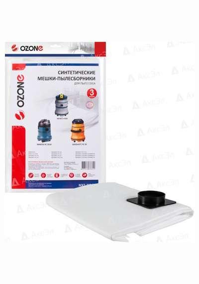 MXT 309 3 - MXT-309/3 Мешки Ozone для пылесоса MAKITA 440, 3510, 3 шт.