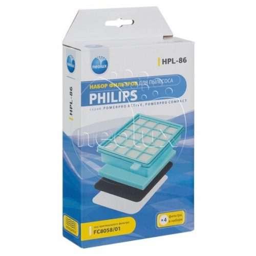 3RceRA3VRg 1 500x500 - HPL-86_NEOLUX Набор фильтров для PHILIPS (4 фильтра)