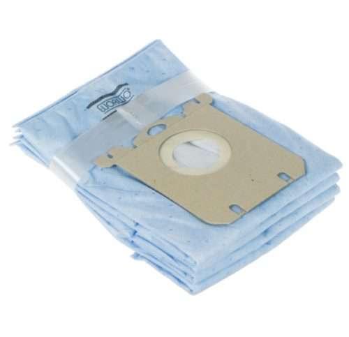 ELMB01AO 3str 1 500x483 - ELMB 01 AO Комплект пылесборников противозапаховые 4шт+фильтр; для Electrolux,Philips WOR-BAG