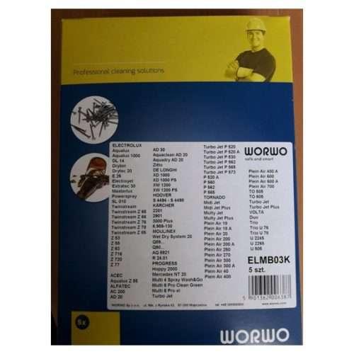 JDhTDHN4V4 1 500x500 - ELMB 03 K Комплект пылесборников (для Electrolux E26)