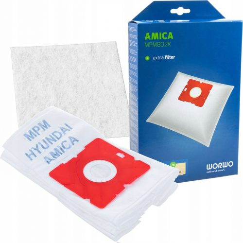 MPMB02K мешки для пылесоса AMICA