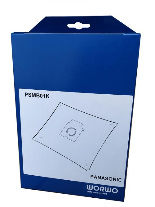 PSMB01K 500x667 - PSMB 01 K Комплект пылесборников (PANASONIC C-2E)