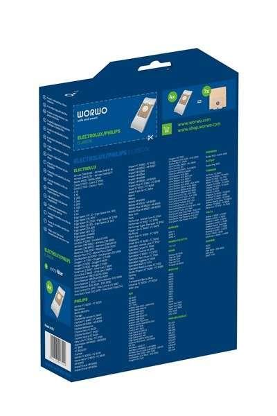PzN9WGBaks 1 - ELMB 01 K Комплект пылесборников (для Electrolux,Philips WOR-BAG)