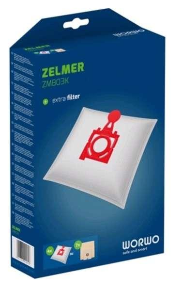 Uw7iqc5ofN - ZMB 03 K Комплект пылесборников (4шт+фильтр, для ZELMER)