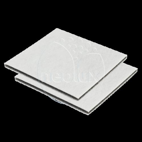 fpl 90 набор 2 фильтра 500x500 - FPL-90_NEOLUX HEPA фильтр для PHILIPS/ ELECTROLUX (2 фильтра)