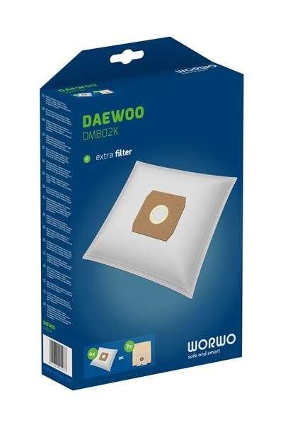 Мешки для пылесоса Daewoo
