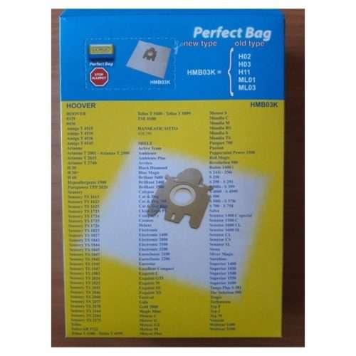 hmb03k3 1 500x500 - HMB 03 K Комплект пылесборников (для Hoover H30)