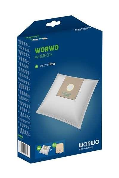 hnV9CG8XJN 1 - WOMB 01 K Комплект пылесборников Worwo (УНИВЕРСАЛЬНЫЕ)