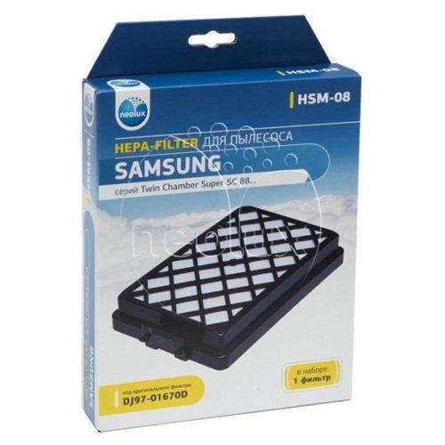 hsm08 1 500x500 - HSM-08 NEOLUX HEPA-фильтр для SAMSUNG (соответствует DJ97-01670D)