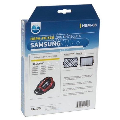 hsm08 1 1 500x500 - HSM-08 NEOLUX HEPA-фильтр для SAMSUNG (соответствует DJ97-01670D)