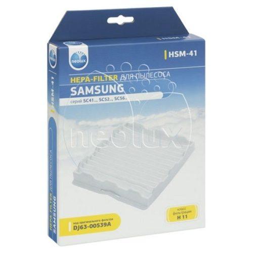 hsm41 1 500x500 - HSM-41 NEOLUX HEPA-фильтр для SAMSUNG (соответствует DJ63-00539A)