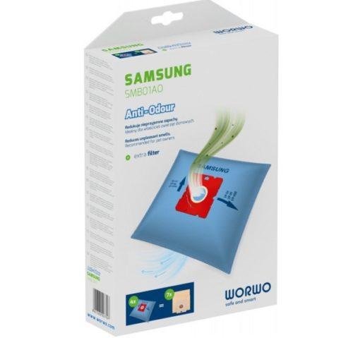 smb01ao 2 str 1 500x479 - SMB 01 AO Комплект противозапаховых пылесборников Worwo (4 шт + фильтр двигателя) (Samsung VP-95B,VP-77B)
