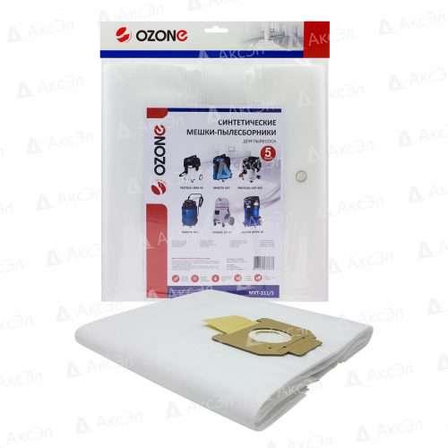 MXT-311_5 мешки для пылесоса Makita 449, Makita 447