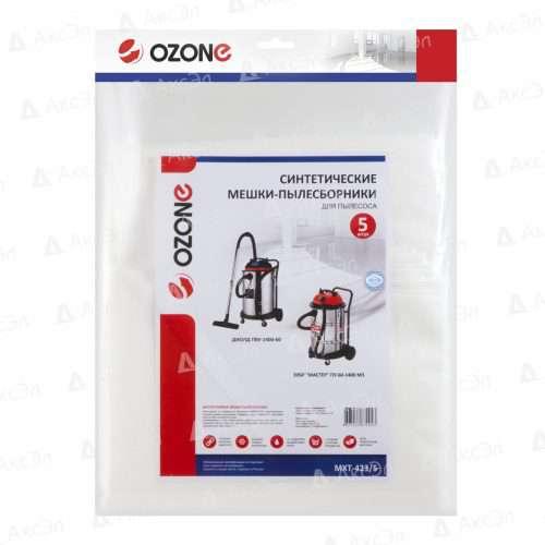 MXT-423_5.4 мешки для пылесоса ДИОЛД ПВУ-1400-60