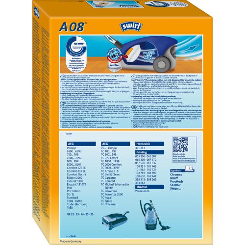 мешок для пылесоса AEG