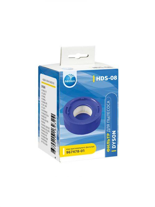HDS 08 04 500x667 - HDS-08_NEOLUX  HEPA фильтр для пылесоса DYSON