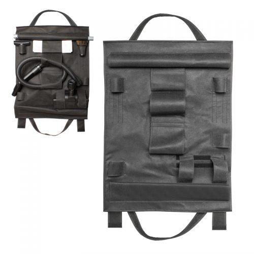 RA 001.2 500x500 - RA-001 Сумка для хранения аксессуаров, размеры в развернутом виде: 570х770, 1 шт., цвет: черный