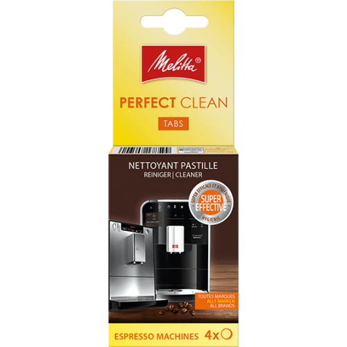 Таблетки для очистки кофемашины